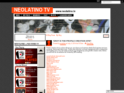 neolatino.ning.com/profiles/blogs/what-is-the-profile-creation-site