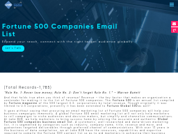 Chief Executive Officer Email Addresses   CEO Email List