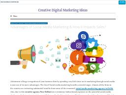 digitalmarketingideasandtips.wordpress.com/2019/05/24/advantages-of-social-media-marketing-how-it-impacts-sales/