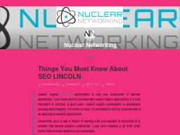 nuclearnetworkingdenver.wordpress.com/2019/06/29/choosing-good-lincoln-seo/